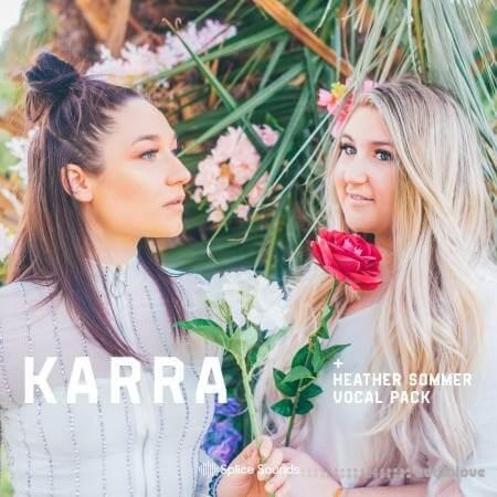 Splice Sounds KARRA Presents Heather Sommer Vocal Pack WAV