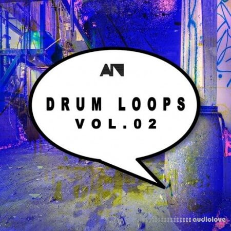 About Noise Drum Loops Vol.02 WAV