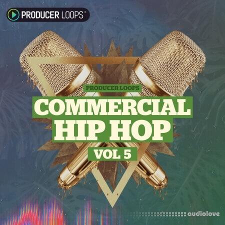Producer Loops Commercial Hip Hop Vol.5 MULTiFORMAT