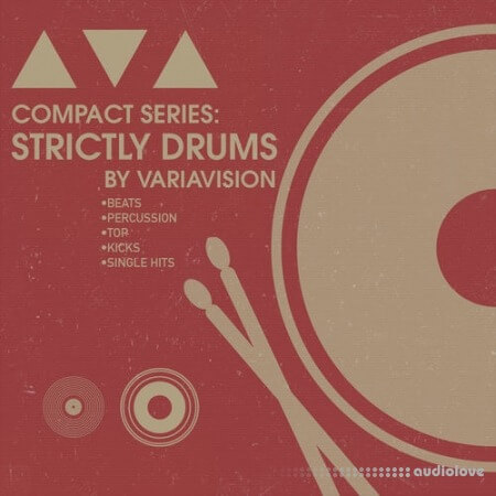 Bingoshakerz Compact Series Strictly Drums by Variavision WAV REX