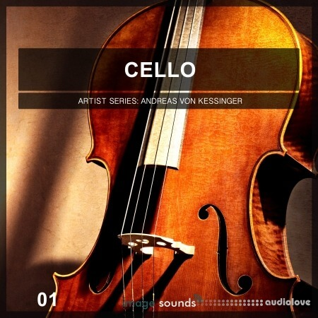 Image Sounds Artist Series Andreas Von Kessinger Cello 01