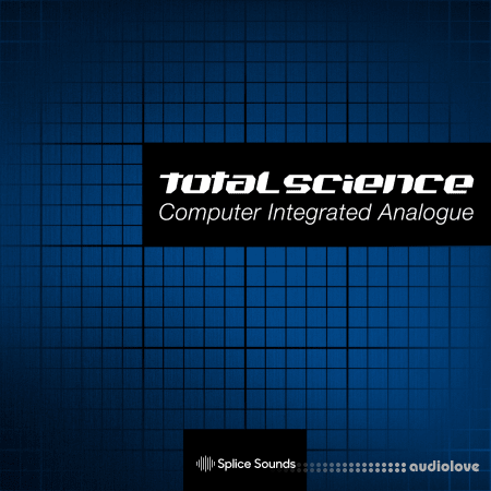 Splice Sounds Total Science Computer Integrated Analog Sample Pack WAV