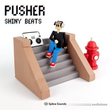 Splice Sounds PUSHER Shiny Beats WAV