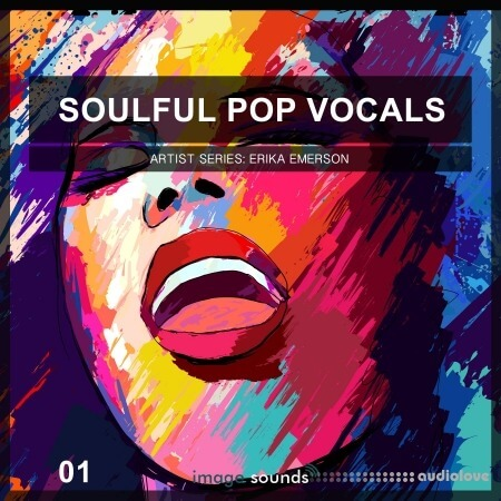 Image Sounds Artist Series Erika Emerson Soulful Pop Vocals 01 WAV