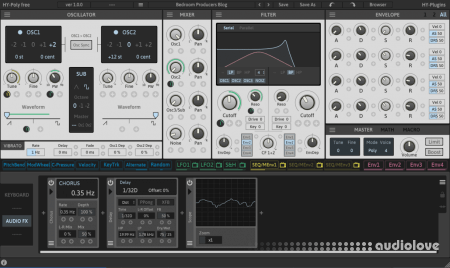HY-Plugins HY-POLY v1.0.7 3 WiN MacOSX