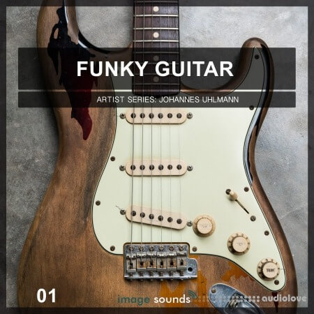 Image Sounds Artist Series Johannes Uhlmann Funky Guitar 01