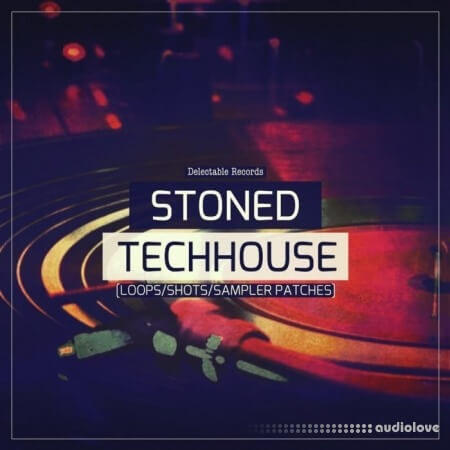 Delectable Records Stoned Tech House MULTiFORMAT