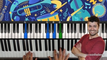 Udemy Blues Piano Lessons! A Course In Blues Piano and Improvisation (Update 07.2020)