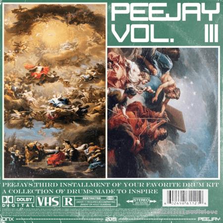 PeeJay Volume III (Drum Kit)