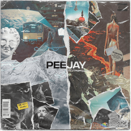 PeeJay Volume II (Drum Kit) WAV