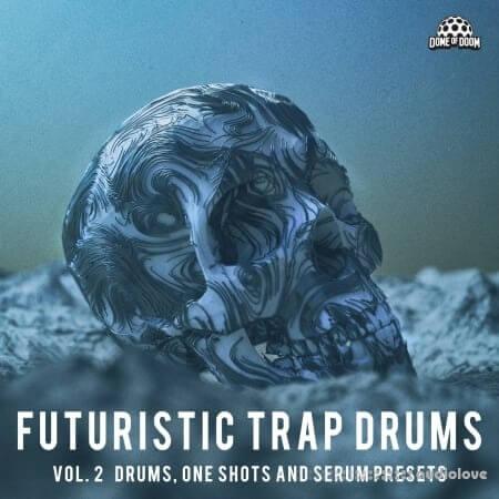 Dome of Doom Futuristic Trap Drums Vol.2