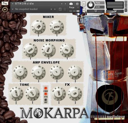 SoundFxWizard Mokarpa KONTAKT