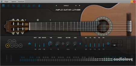 Ample Sound Ample Guitar L v3.3.0 WiN MacOSX