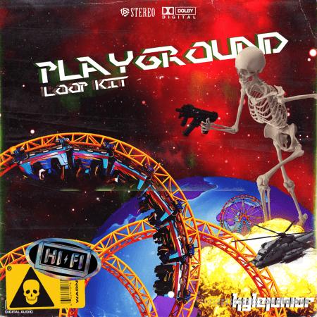 kylejunior playground (loop kit)