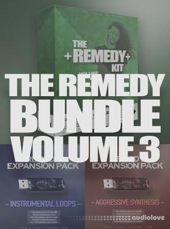 Ricky Remedy The Remedy Bundle Vol.3