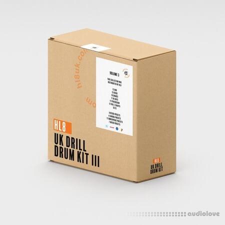 HL8UK Drum Kit Vol.3