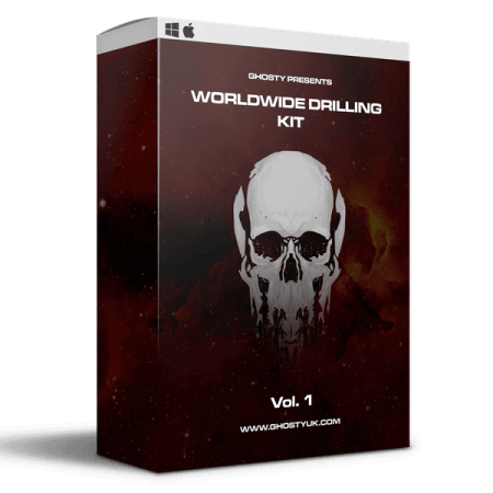 Ghosty World Wide Drilling Kit Vol.1