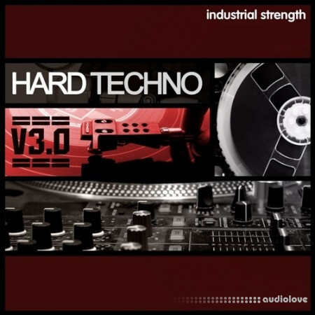 Delectable Records Hard Techno V3.0 WAV