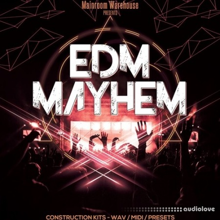 Mainroom Warehouse EDM Mayhem
