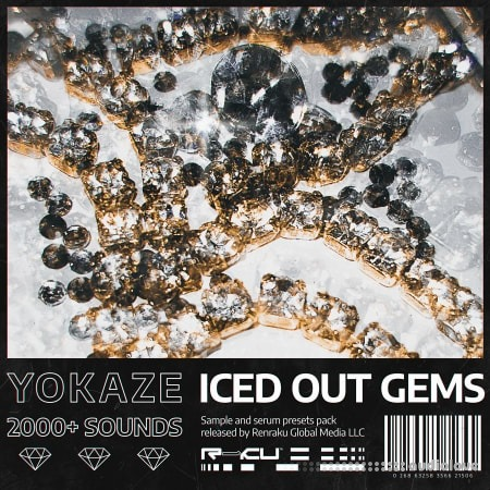 Renraku Yokaze Iced Out Gems