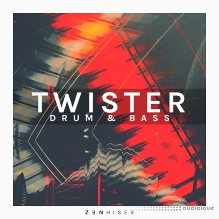 Zenhiser Twister Drum and Bass