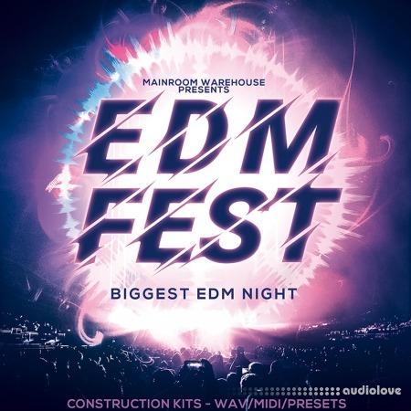 Mainroom Warehouse EDM Fest