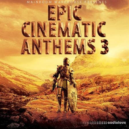 Mainroom Warehouse Epic Cinematic Anthems 3