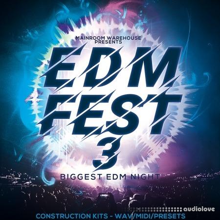Mainroom Warehouse EDM Fest 3