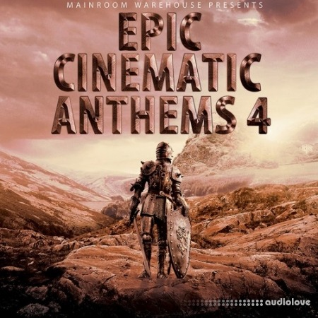 Mainroom Warehouse Epic Cinematic Anthems 4