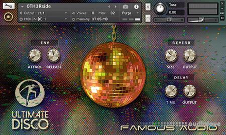 Famous Audio Ultimate Disco