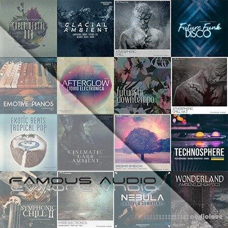 Famous Audio BUNDLE 18 in 1