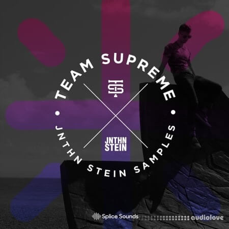 Splice Sounds Team Supreme JNTHN STEIN Pack WAV