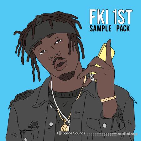 Splice Sounds FKi 1st Good Gas Sample Pack