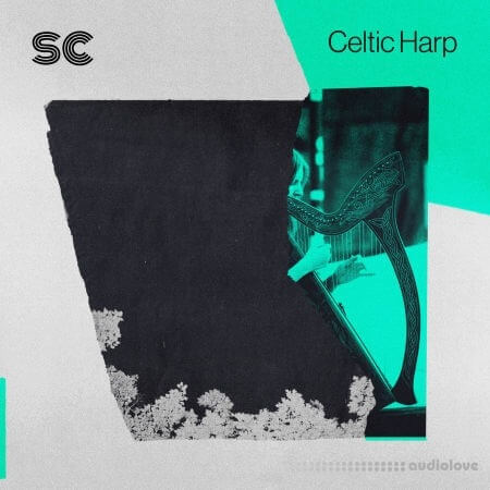 Sonic Collective Celtic Harp MULTiFORMAT