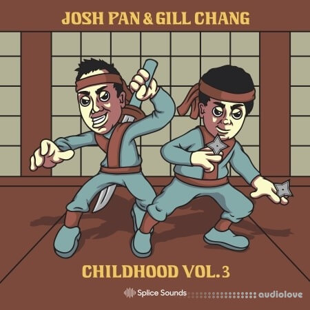 Splice Sounds josh pan x Gill Chang Childhood Vol.3