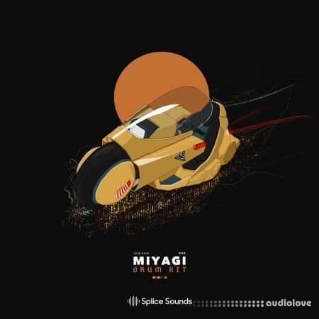 Splice Sounds Lege Kale Miyagi Drum Kit