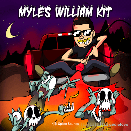 Splice Sounds Myles William Kit WAV