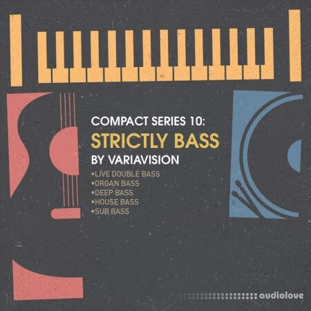 Bingoshakerz Compact Series 10 Strictly Bass by Varivision