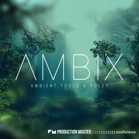 Production Master Ambix Ambient Tools and Foley WAV
