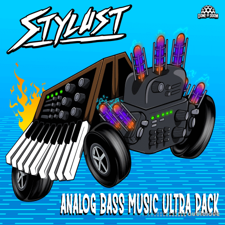 Dome of Doom Stylust Analog Bass Music Ultra Pack