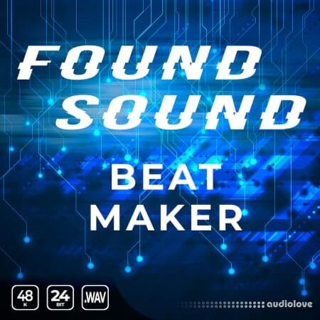 Epic Stock Media Found Sound Beatmaker Kit