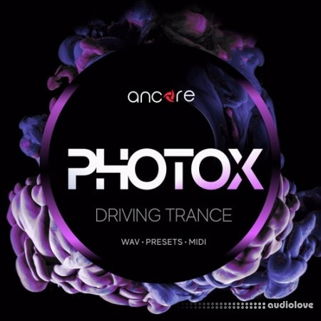 Ancore Sounds Photox Driving Trance