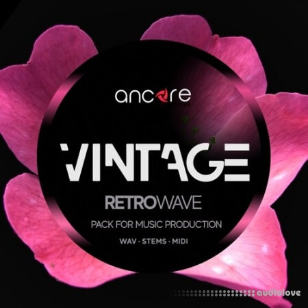Ancore Sounds Vintage Retrowave Pack