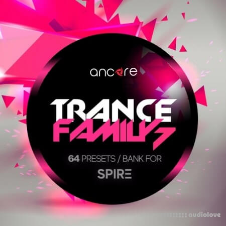Ancore Sounds Trance Family Volume 7