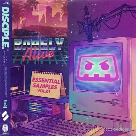 Disciple Samples Barely Alive Essential Samples Vol.1