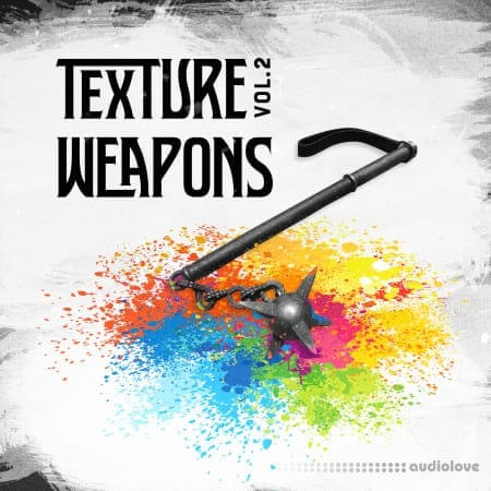 RARE Percussion Texture Weapons Vol.2