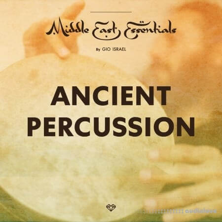 Gio Israel Middle East Essentials Ancient Percussion