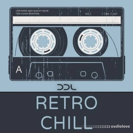 Deep Data Loops Retro Chill