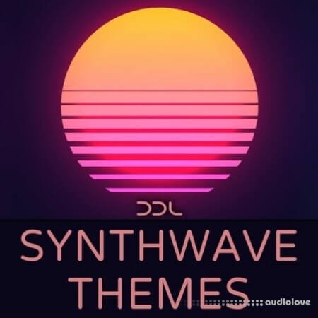 Deep Data Loops Synthwave Themes