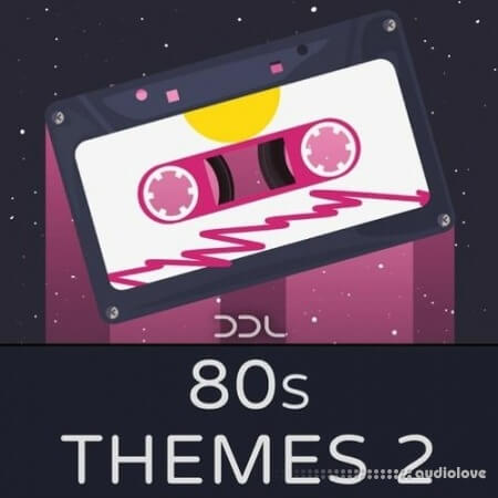 Deep Data Loops 80s Themes 2